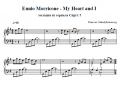 Спрут 5 - My Heart and I  (Ennio Morricone)